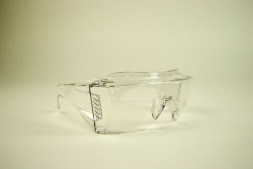 Clear #26000 SALE Individual Safety Glasses Protective Eyewear