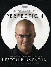 In Search of Perfection, Blumenthal, Heston Hardback Book