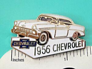 lapel pin GIFT BOXED tie tac /'56 1956 FORD  THUNDERBIRD car hat pin