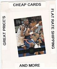 1993-94 SKYBOX PREMIUM Showdown Series SHAQUILLE O'NEAL Vs. PATRICK EWING