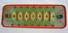 Vintage Rare Collectible Hurdle Tin Tabletop Game Brinkman Engineering
