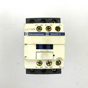NEW LC1D09G7 Schneider Electric Contactor