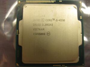 Intel-i5-4590-3-3GHz-SR1QJ-LGA1150-CPU-Processor-i5-4th-Gen