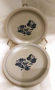 Salad Plates, Pfaltzgraff 200th Anniversary Dinnerware, Tableware Pottery, China