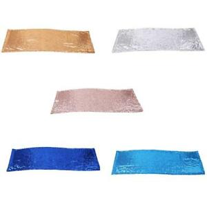 Glitter-Sequin-Tablecloth-Table-Cloth-Cover-Overlay-Wedding-Banquet-Party-H