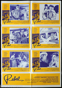 REBEL-Original-Australian-Photo-Sheet-Movie-poster-Debbie-Byrne