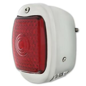 LED TAIL LIGHT ASSEMBLY BLACK LH 40-53 CHEVY TRUCK