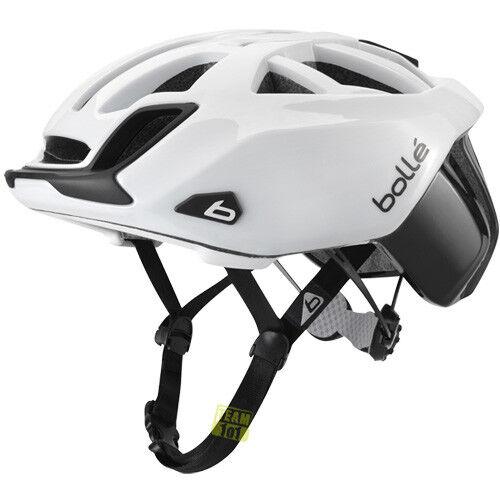 Bolle bicicleta casco the one estándar negro blancoo