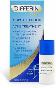 Acne Treatment Differin Gel Acne Spot Treatment For Face W