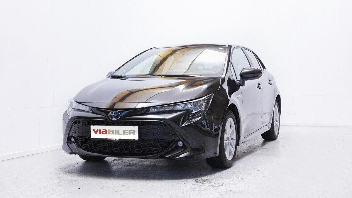 Toyota Corolla 1,8 Hybrid H3 MDS 5d