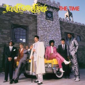 The time-ICE CREAM Castle Tri-colored vinyl VINILE LP NUOVO