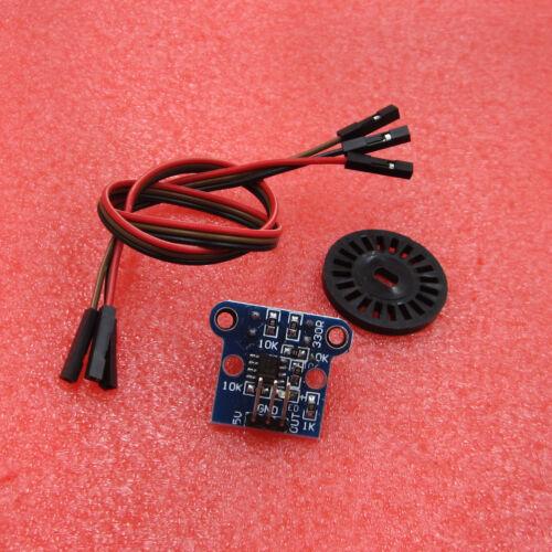 HC-020K Photoelectric Speed Sensor Module with Photoelectric Encoders Measuring