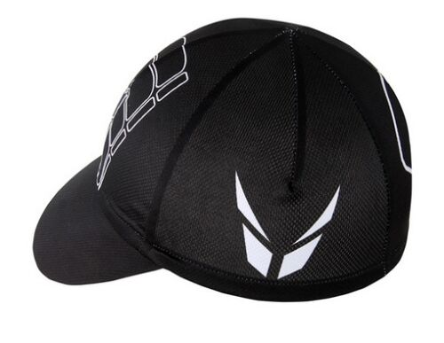 Cycling Cap Bike Polyester Team Black XINTOWN Bicycle Riding Pirate Hat One size