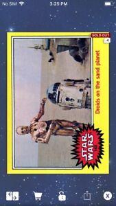 Topps-Star-Wars-Digital-Card-Trader-1977-Series-3-Card-143-Insert