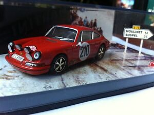 Porsche-911-T-039-68-Monte-Carlo-Vitesse-art-VMC05-scala-1-43-obsoleto-anni-039-90