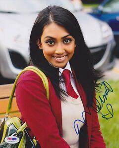 Melinda Shankar SIGNED 8x10 Photo Alli Degrassi PSA/DNA ...