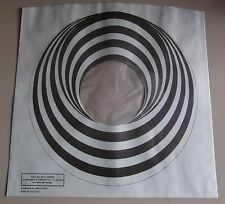 "VERTIGO SWIRL / SPIRAL 12"" LP POLY-LINED INNER SLEEVE- *SPECIAL DEAL** (NEW)"