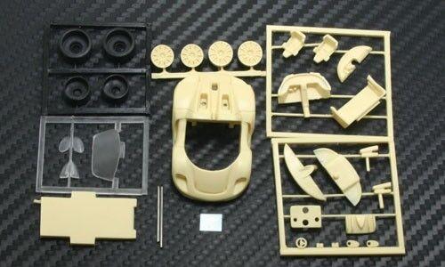 Finework Chor Q Taille Porsche 918 Spyder HG resin kit