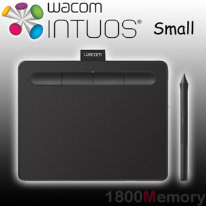Details about Wacom Intuos Creative Pen Tablet without Bluetooth Wireless  Small Black CTL-4100