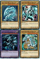 Blue-eyes Ultimate Dragon Fusion Set Ldk2 + 3 X Blue- Eyes White Dragon Yugioh