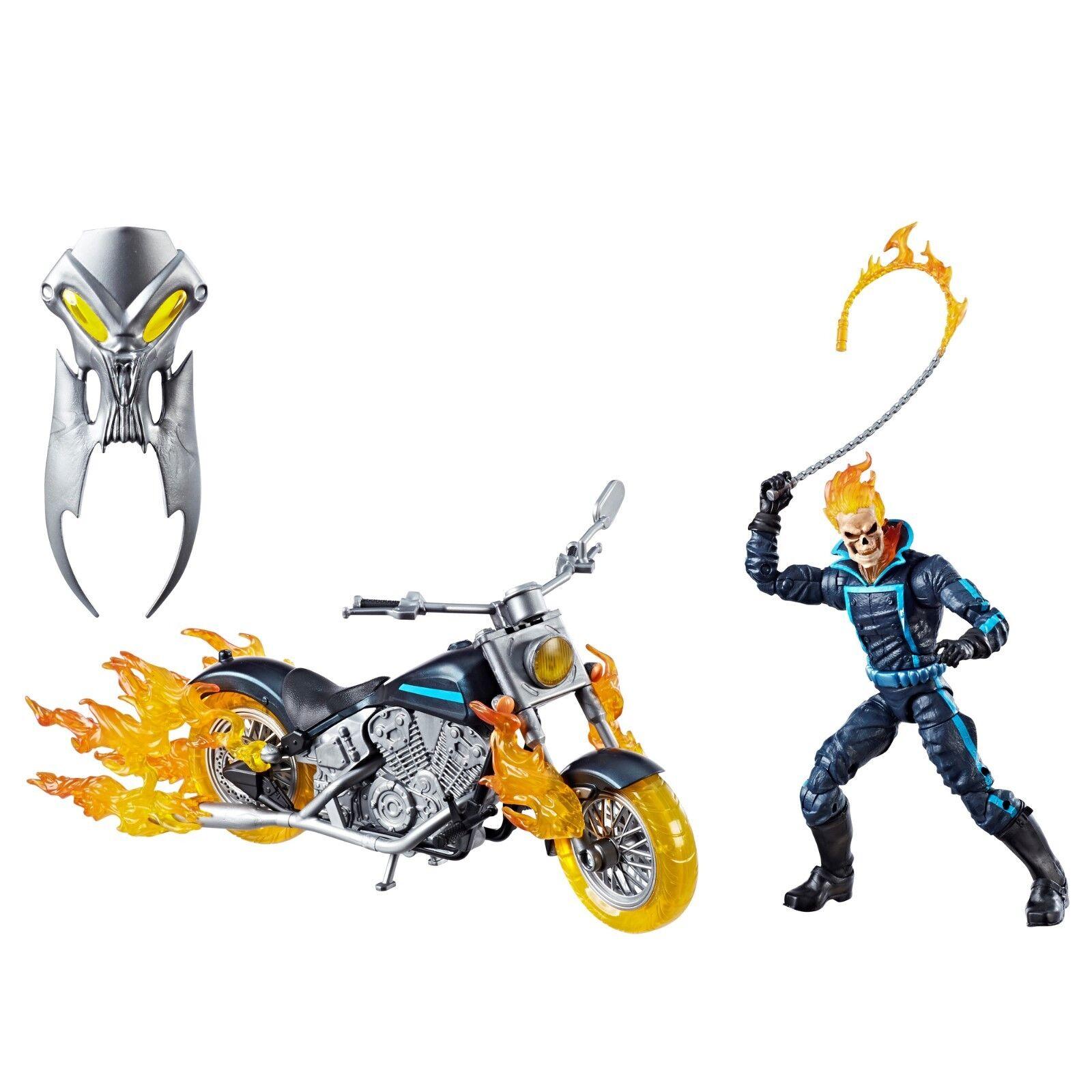 Marvel - legenden ultimative ghost rider