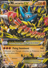 M Lucario EX - XY3:Poings Furieux - 55/111 - Carte Pokemon Neuve Française
