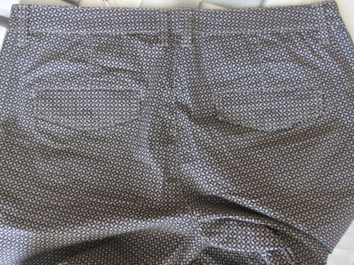 New 230 Sheego Lightweight Cloth Trousers Roll-Up on 7//8 Trousers Size 40-58
