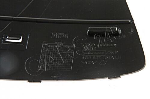 Quattro 4G0807151A9B9 Genuine End Cap AUDI A6 Allroad Qu