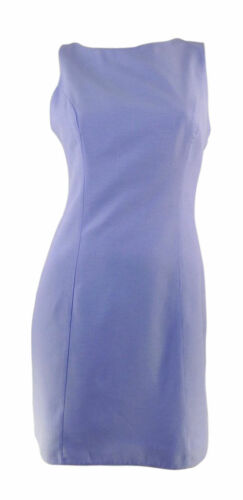 Zara Pale Blue Sleeveless Dress With Cut Out Back /& Large Feature Bow