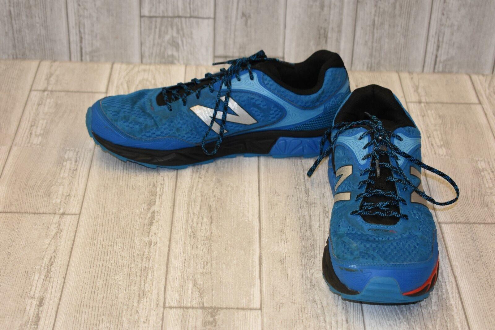 New Para hombre Leadvillev 3 Trail Balance Zapato-Azul rojo-tamaño 15