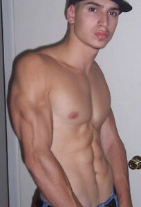 Muscley interracial thug gets fucked