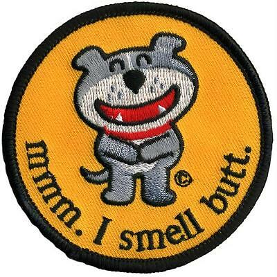 Spinal Tap Embroidered Patch Smell the Glove