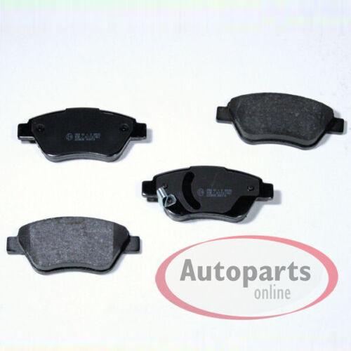 Opel Corsa D Bremsbeläge Bremsklötze Bremsen für vorne die Vorderachse