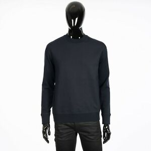 LORO-PIANA-1550-Riley-Crewneck-Sweater-In-Blue-Virgin-Wish-Wool