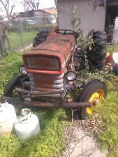 Vintage 1969 Massey Ferguson 135 Farm Tractor For Parts