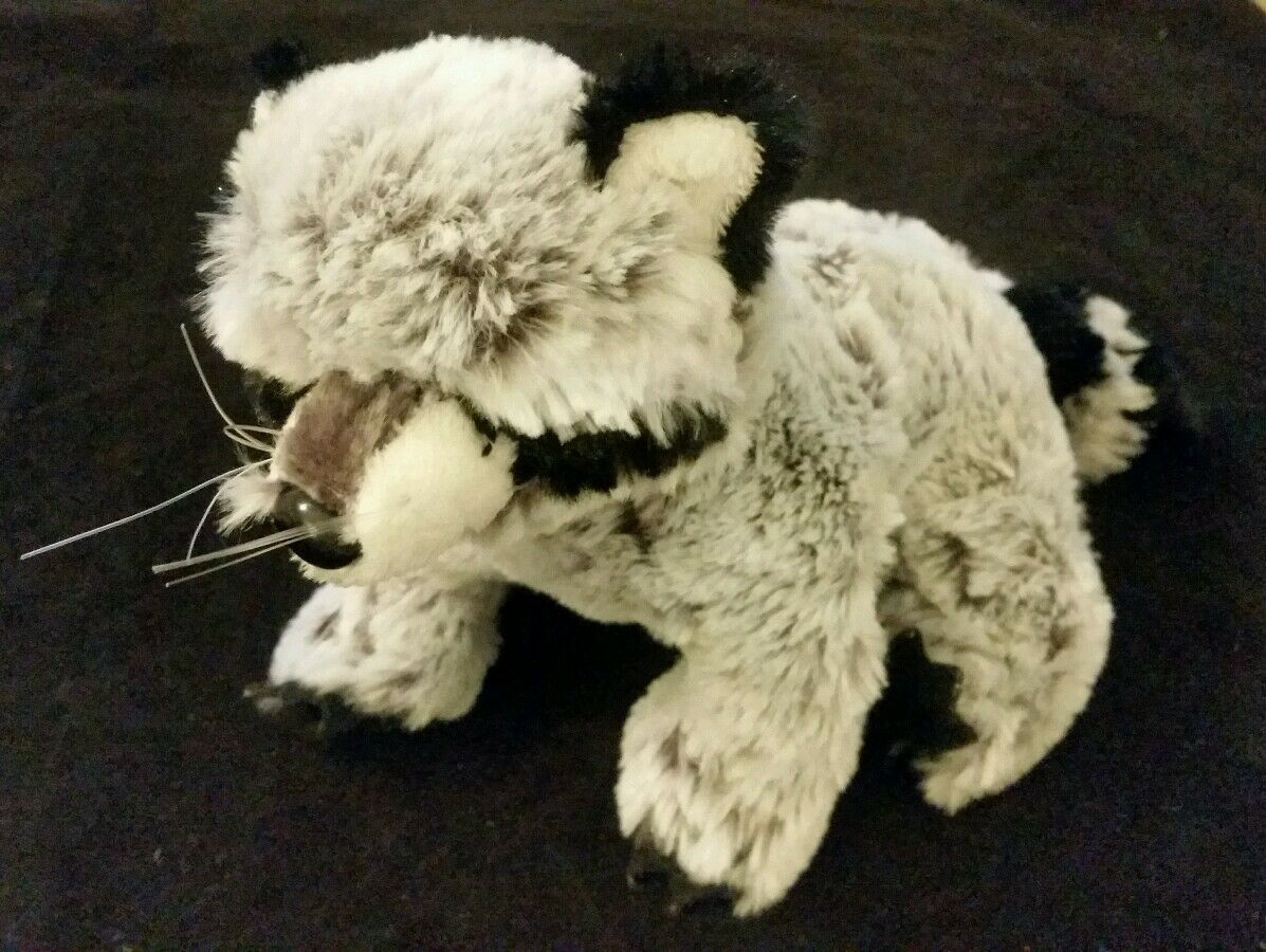 Ganz Webkinz Raccoon Raccoon Raccoon Plush 9