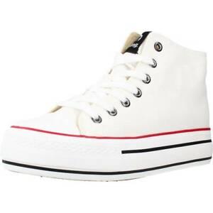 Sport / Zapatillas Mujer  MUSTANG 69458M COLOR BLANCO I222