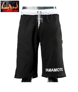 Pantalones Cortos Entrenamiento Details about  /YAMAMOTO NUTRITION Men Shorts PRO TEAM