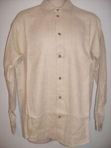 Para-Hombres-Mangas-largas-Camisa-Informal-Disenador-De-Invierno-Calido-De-Piedra-Pequeno-Mediano