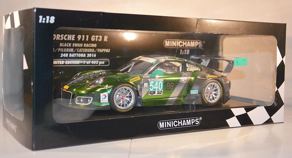 1 18 Porsche 911 GT3 R. Limited Edition 402 pcs.