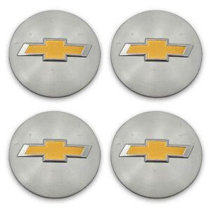 SET-OF-4-OEM-05-10-Chevy-Impala-HHR-Cobalt-ETC-9595010-Wheel-Center-Cap-Hubcap