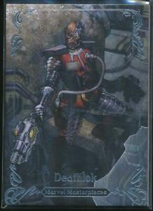 2018-Marvel-Masterpieces-Trading-Card-22-Deathlok-1999