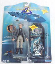 Sea Quest Dr Z Rubin Action Figure NIB Playmates Toys NIP 1994 Rubin Zellar