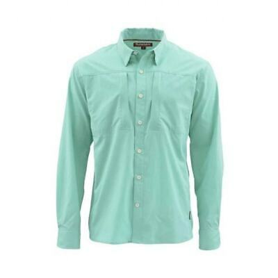 Simms Fishing Headwater Shirt Light Green XXL COR3 CVG1091360