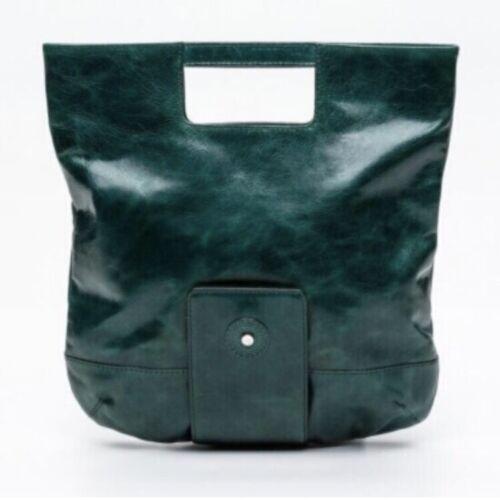 Transformable Foncé Vert Pochette Sac En Cuir Neuf Lamarthe Authentique zAx5f4wnq