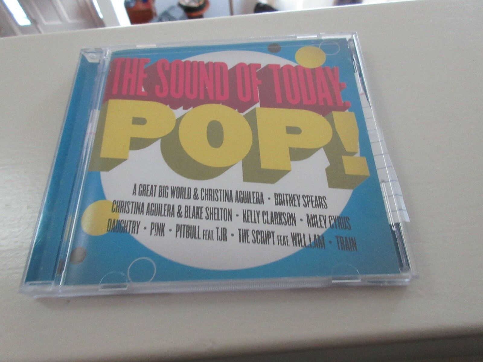 The Sound Of Today : POP ! , CD