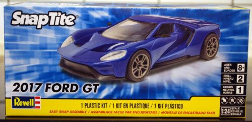 2017  Ford GT Snap-Kit Revell 1987 new tool neu 2016 1:25
