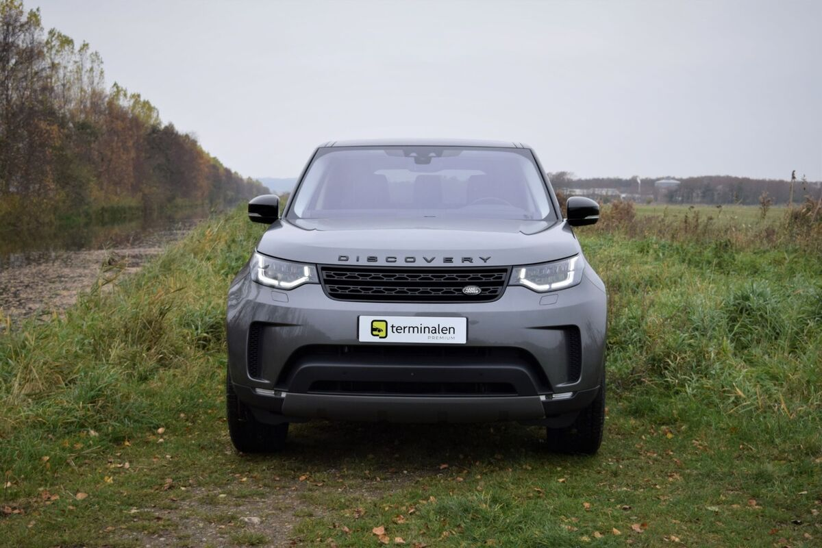 Land Rover Discovery 5 TD6 HSE aut.