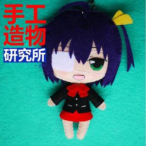 Chuunibyou demo Koi ga Shitai Rikka Cosplay Costume DIY Doll material