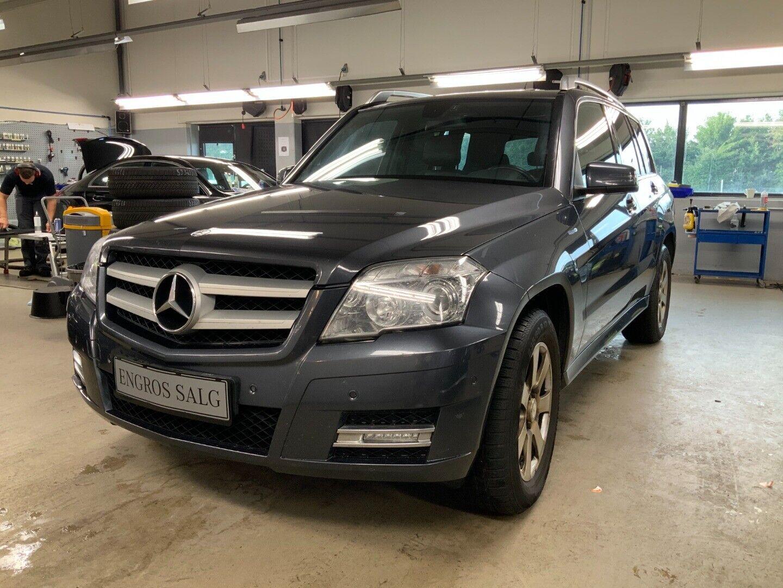 Mercedes-Benz GLK220 2,2 CDi aut. 4-M BE